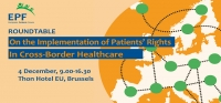 EPF roundtable on cross-border healthcare